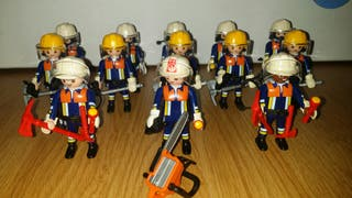Playmobil_Set Bomberos_3