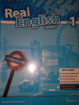Libros de inglés 1 eso