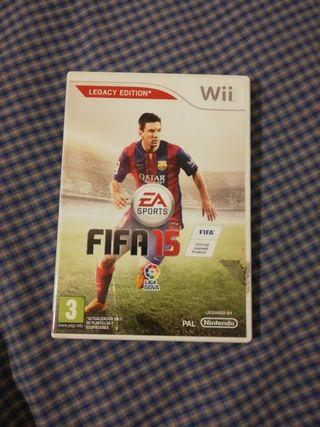 Fifa 15 de Wii