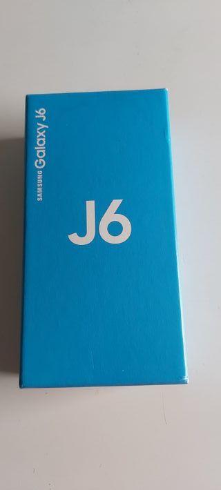 Samsung Galaxy J6 Semi-Nuevo.