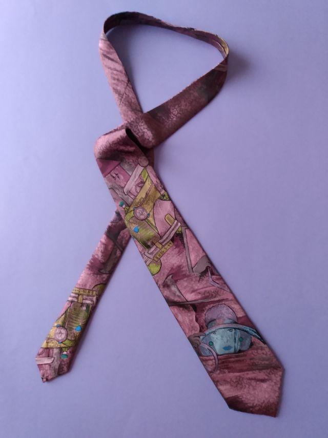 Corbata de mujer