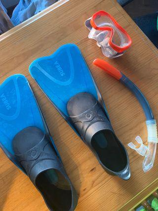 OFERTÓN! Kit the snorkel