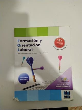 LIBRO FORMACIÓN Y ORIENTACIÓN PROFESIONAL