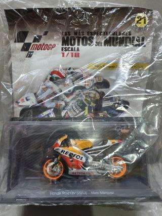Coleccion Moto gp