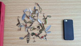 lote de cucharillas