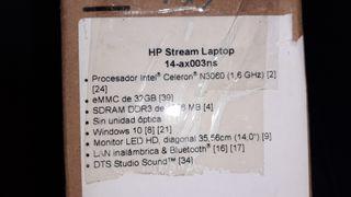 ordenador portátil hp 14 pulgadas