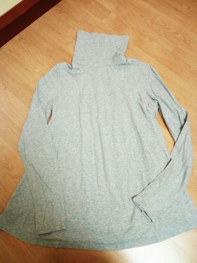 Camiseta Manga Larga Embarazo y Lactancia