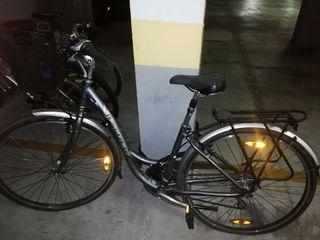 Fantástica bicicleta de Paseo