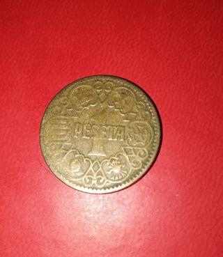 peseta Franco 1944