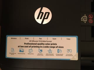 Impresora hp OfficeJet7510