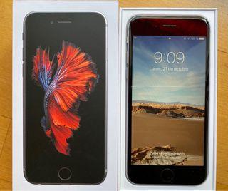 iPhone 6S 64 GB sin rasguños