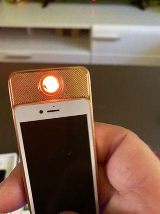encendedor iPhone
