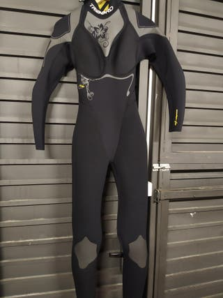 traje buceo chica