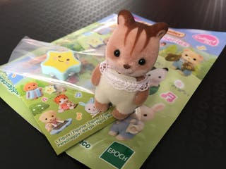 Sylvanian families baby band serie