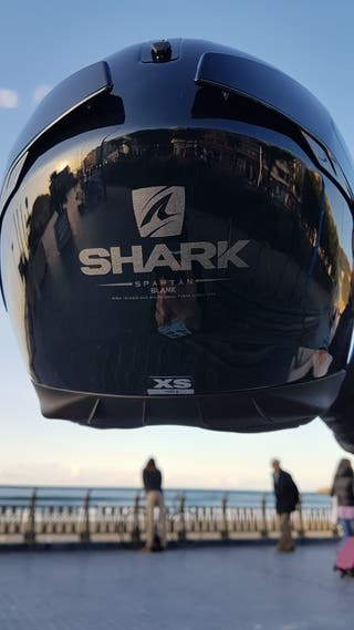 Casco Shark spartan xs