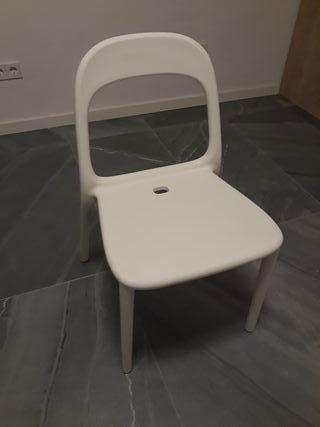 Sillas de cocina Ikea de segunda mano en Madrid en WALLAPOP