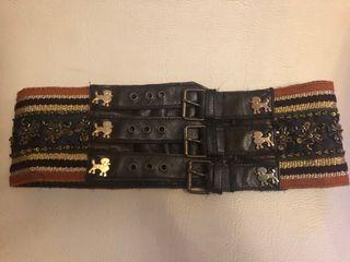 Cinturón holy preppy talla S