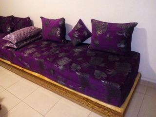 conjunto de sofá marroquí