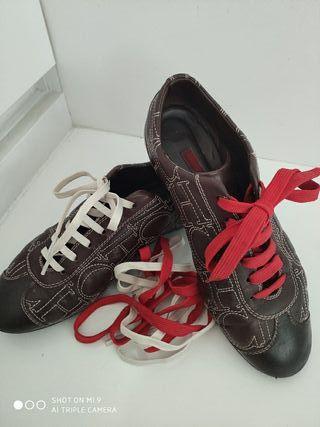 Zapatillas -38- deportivas Carolina Herrera CH