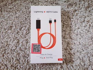 HDTV Cable IPhone HDMI