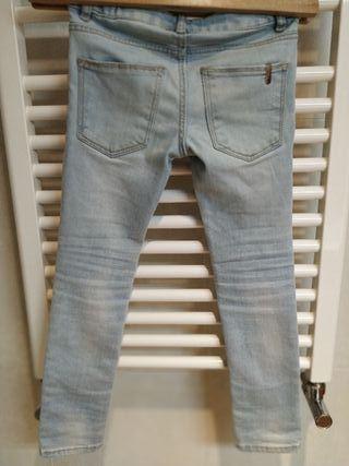 Pantalón vaquero de Zara Kids Talla:4-5