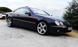 Mercedes-Benz CL 500 AMG 2005