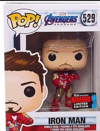 Iron Man funko pop