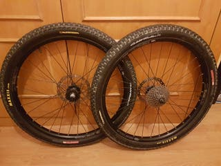 ruedas vuelta excalibur anti Snake bike