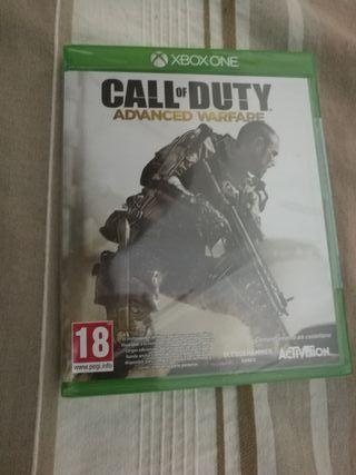 Call of duty advanced warfare nuevo xbox one
