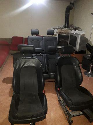 asientos audi q7