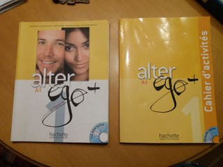 Alter Ego + A1 Francés EOI
