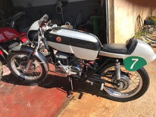 Bultaco metralla kit america