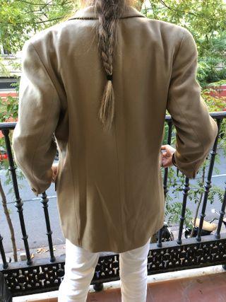 "Chaqueta americana ""Apara"" 100% lana. Talla 40"