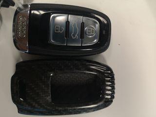 Funda de llaves Audi