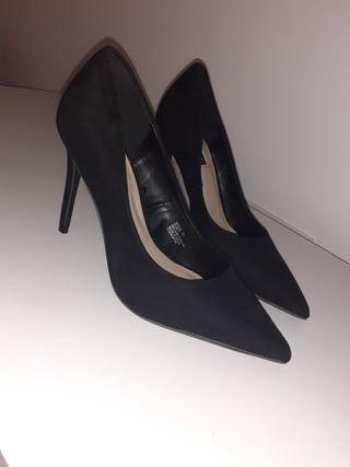 zapatos nuevas