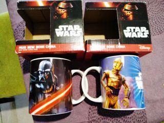 Pack 2 Tazas Star Wars Nuevas
