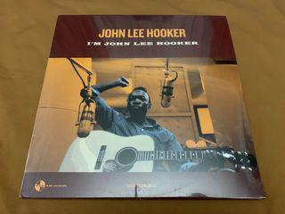 JOHN LEE HOOKER I'M John... Disco vinilo LP