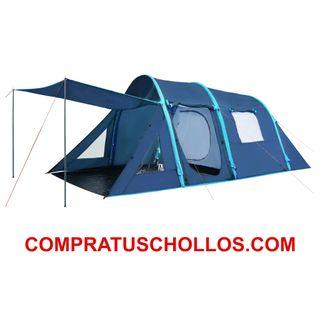 Tienda de Campaña con Vigas Hinchables 500x220x180