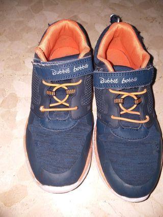 zapato niño. talla 35