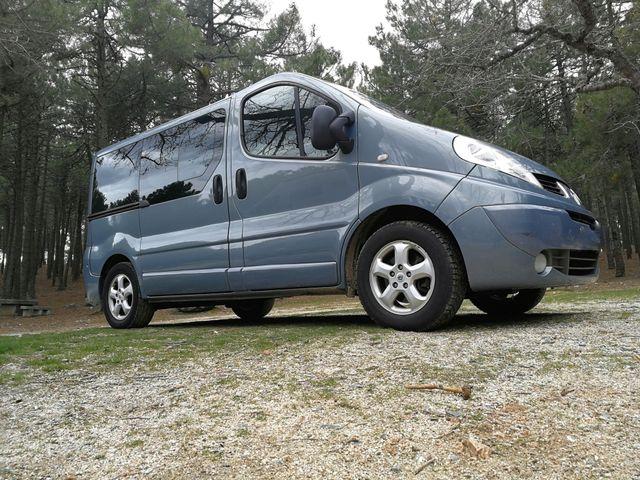 Renault Trafic generation Autocaravana camper