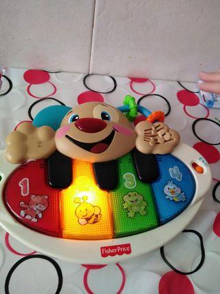 2 juguetes infantiles