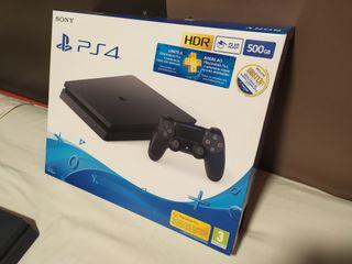 Play Station 4 (como nueva) PS4