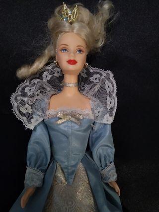 muñeca Barbie princesa danesa