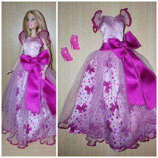 Precioso vestido barbie