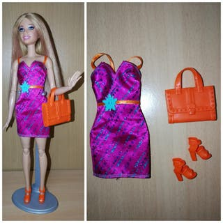 Outfit Barbie Fashionista