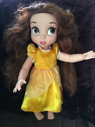 Muñeca animador