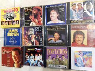 CD´s lote musica funk,pop...60cds