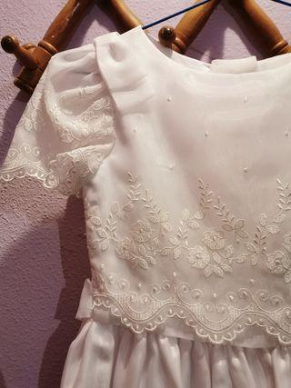 vestido comunión benalmadena