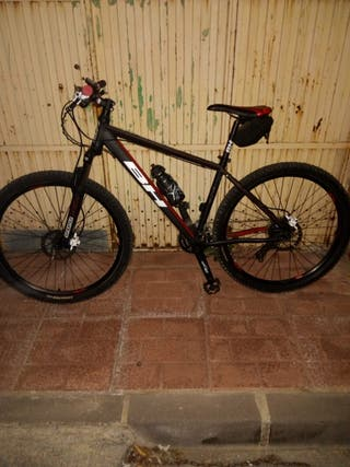 """Bicicleta montaña bh spike 27.5"""""""