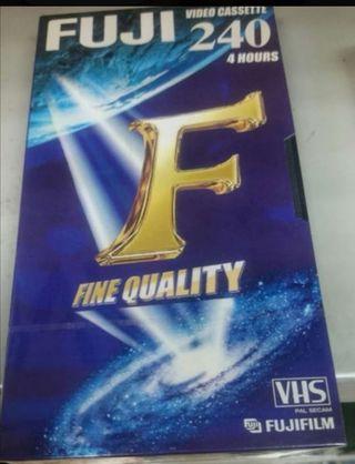CINTA VIDEO VHS, VIRGEN